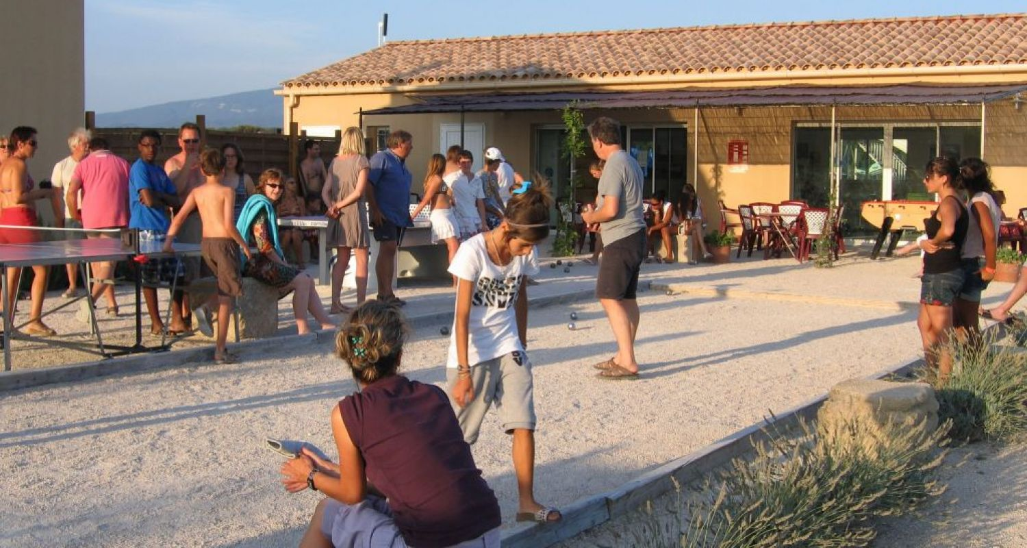 Petanque Ping Pong Famille Enfants Baby Foot